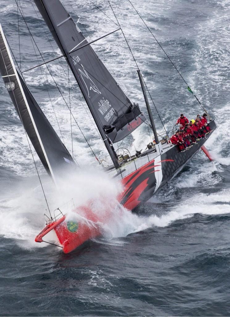 Amo Todo In 2020 Yacht Racing Volvo Ocean Race Boat