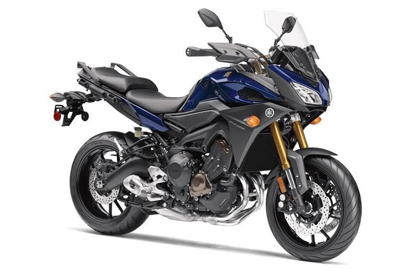 2017 Yamaha FJ-09 Sport Touring Motorcycle - Model Home   Sport touring, Touring motorcycles
