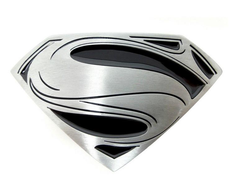Superman Belt Buckle Silver Belt Buckles Superman Superman Tattoos