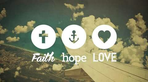 Fe † Esperanza⚓ Amor  #Dios #Jesucristo