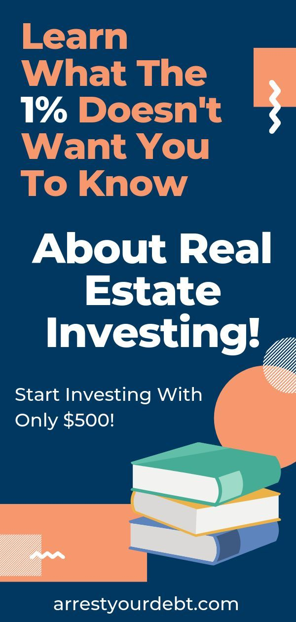 How To Invest In Real Estate With Only 500 With Images Investing Personal Finance Money Saving Tips