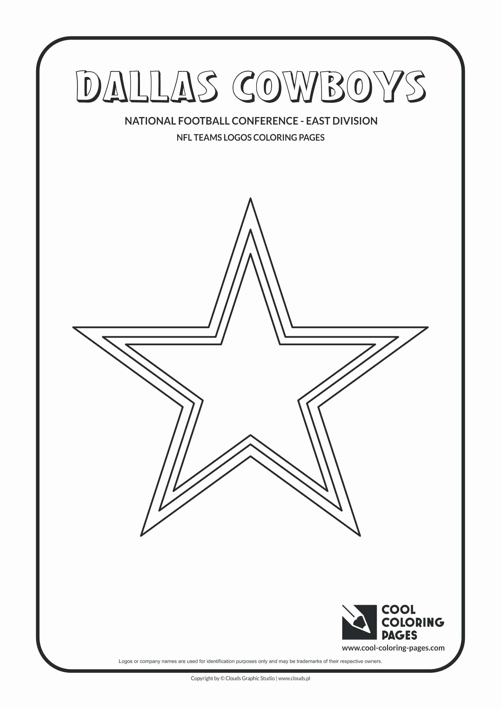 Cardinal Football Coloring Pages Fresh Cowboys Football Coloring Pages Deucesheet Di 2020