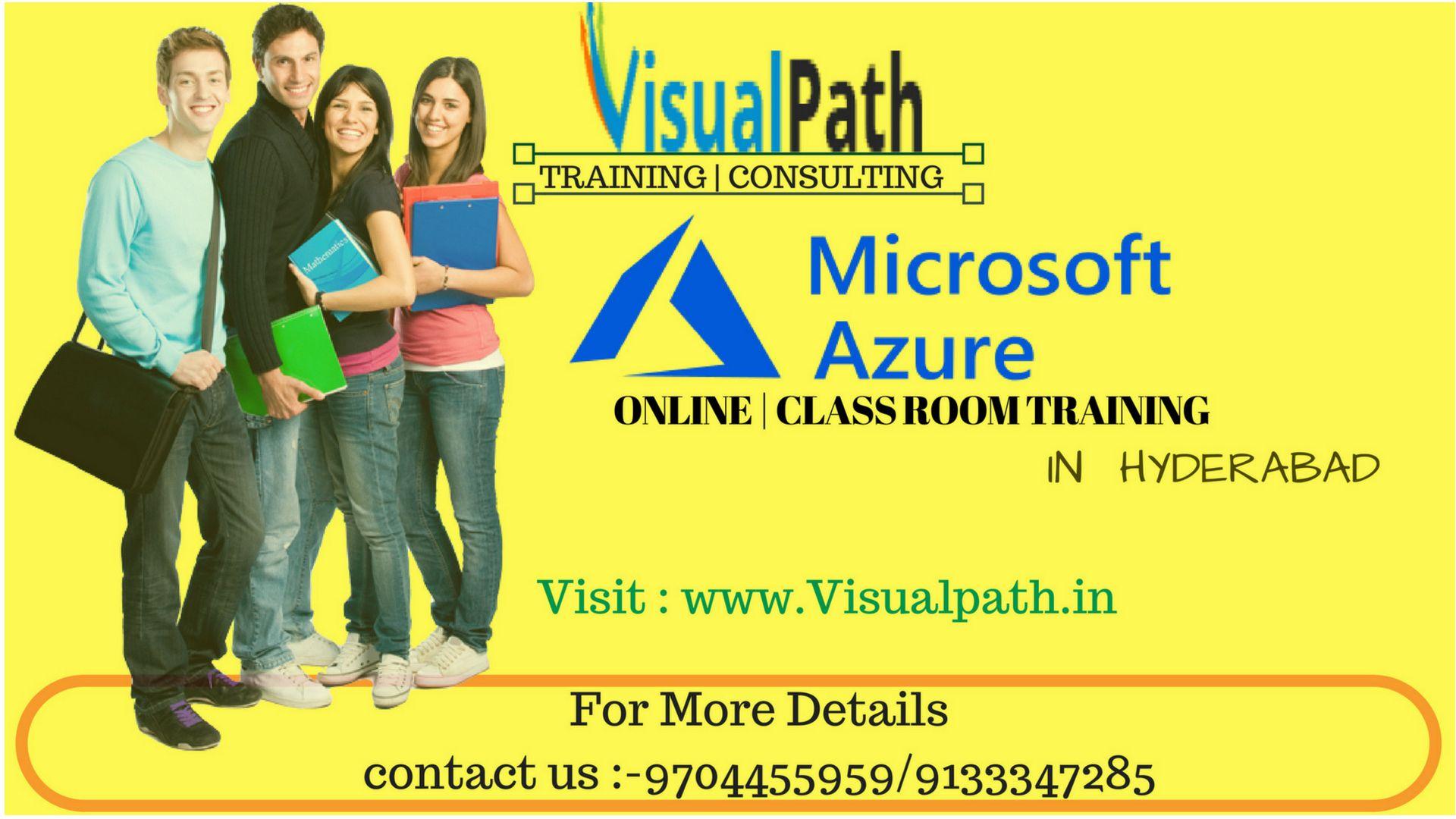 Pin by Sudam Visualpath on Microsoft Azure   Microsoft