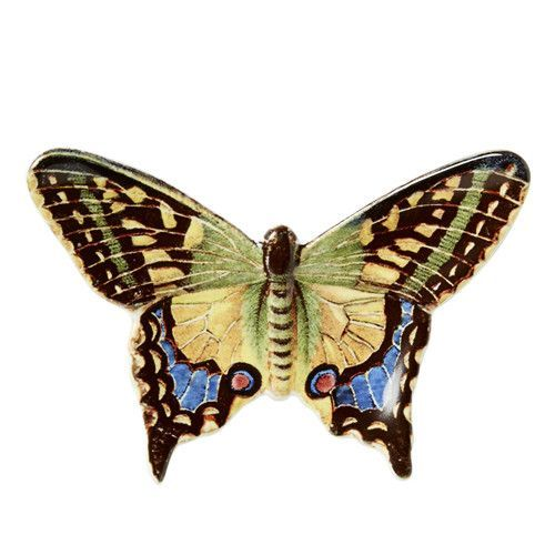 """Juliska Field of Flowers 6"""" Machaon Butterfly Gift Tray"""