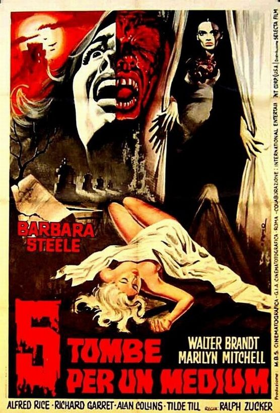 Image result for TERROR - CREATURES FROM THE GRAVE ( 1965 ) POSTER HD