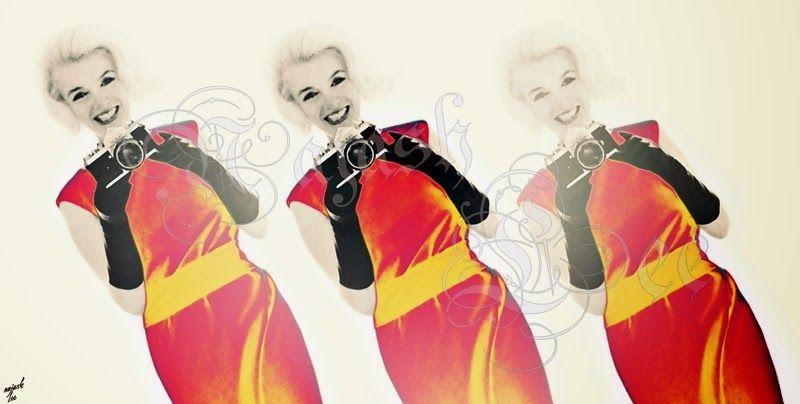 The Perfect Marilyn Monroe: 1962 by Najash Lee Copyright © Najash Lee 2014