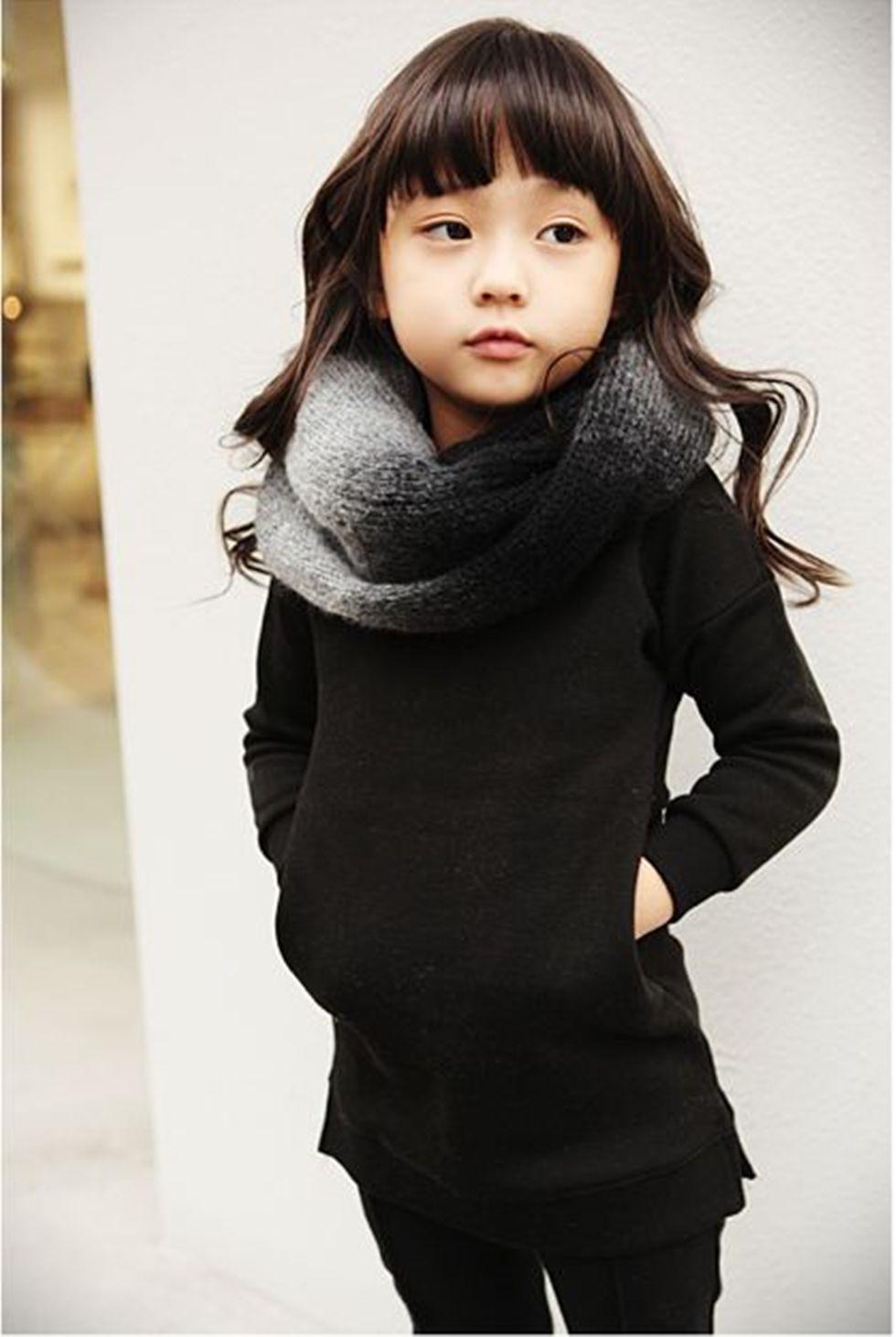 kid's scarf