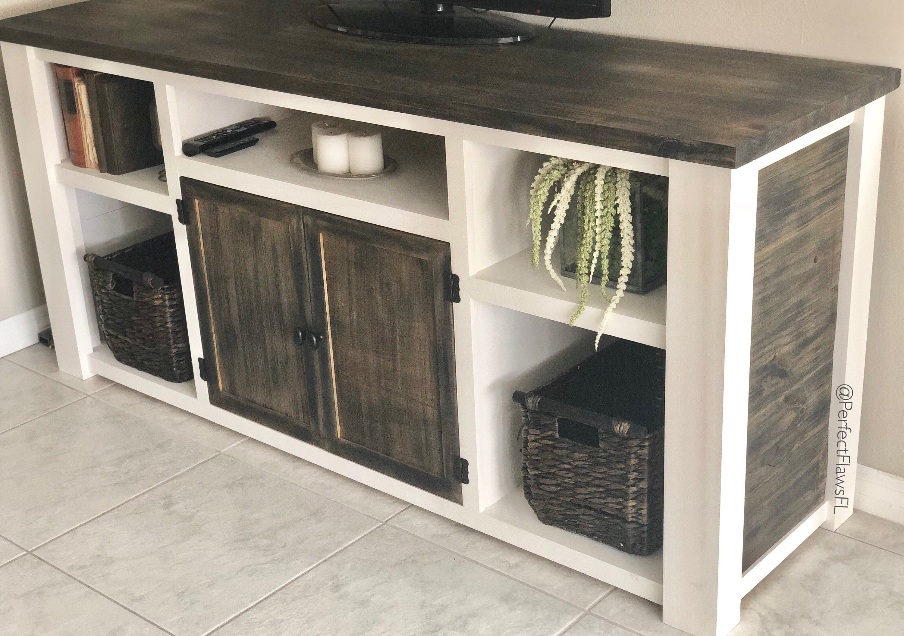 Farmhouse Tv Stand Cabinet Door Tv Stand Rustic Tv Stand Rustic Tv Stand Farmhouse Tv Console Farmhouse Tv Stand