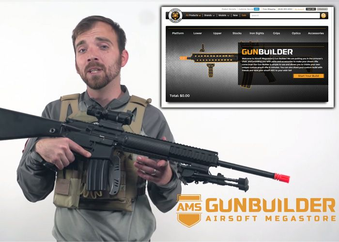 airsoft megastore launches the