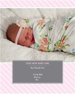 almas birth announcement