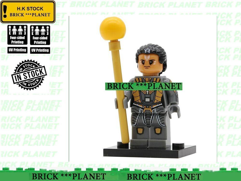 Lego Heimdall Marvel Thor Figure Super Hero Custom PAD UV Printed Minifigure