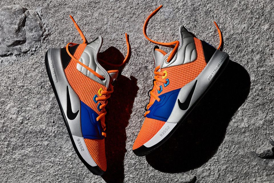 "901a8a5a7ad Nike PG3 ""NASA""  Where to Buy This Weekend"