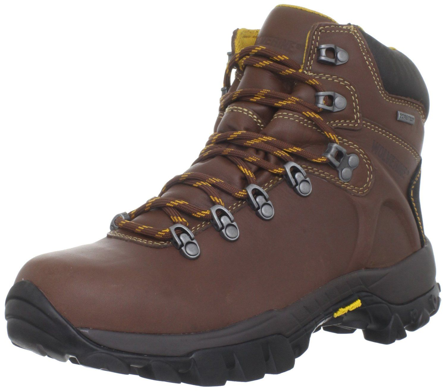 Wolverine Men's Fulcrum Leather Hiking Boot
