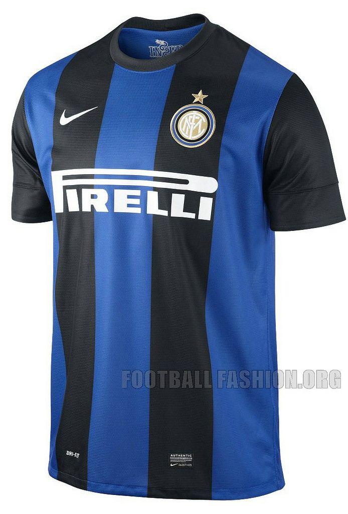9dc41d5bb Inter - 2012 13 (HOME) Seleção Do Mundo