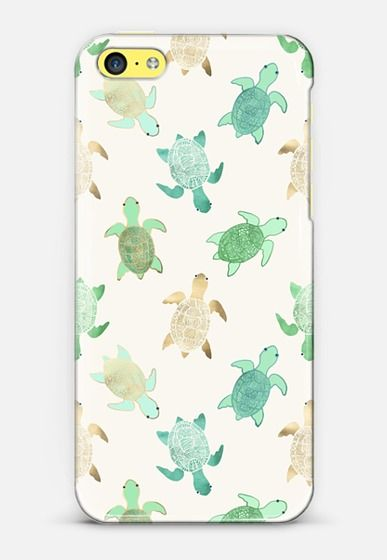 CASETiFY iPhone 6s Case - Turtles by Tangerine- Tane