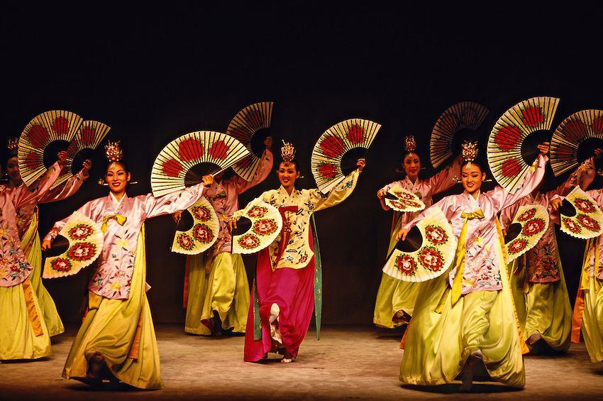 Traditional Korean Music And Dance Performances - Korean ...