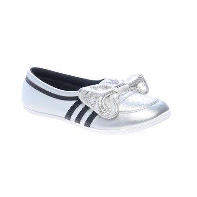 Adidas Womens Sneaker Concord Round G44365 Silver Black