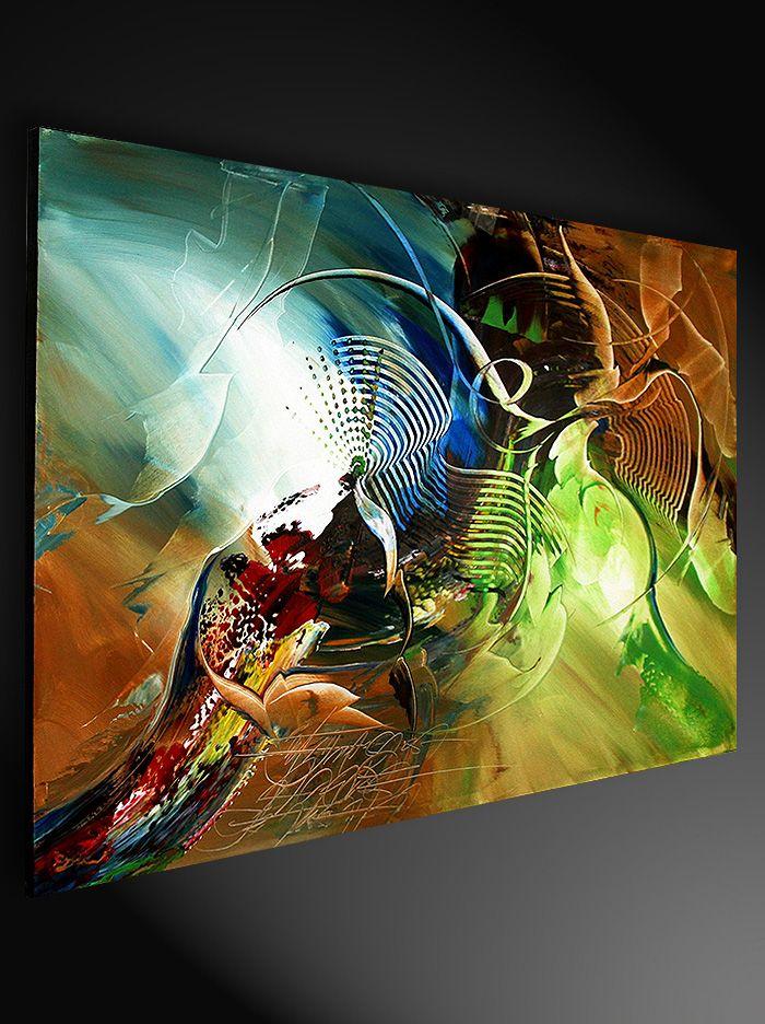 moderne abstrakte kunst leinwandbild dieu unterwerfung ii inspire art galerie fur malerei abstraktes bild in acryl struktur acrylbilder modern abstrakt