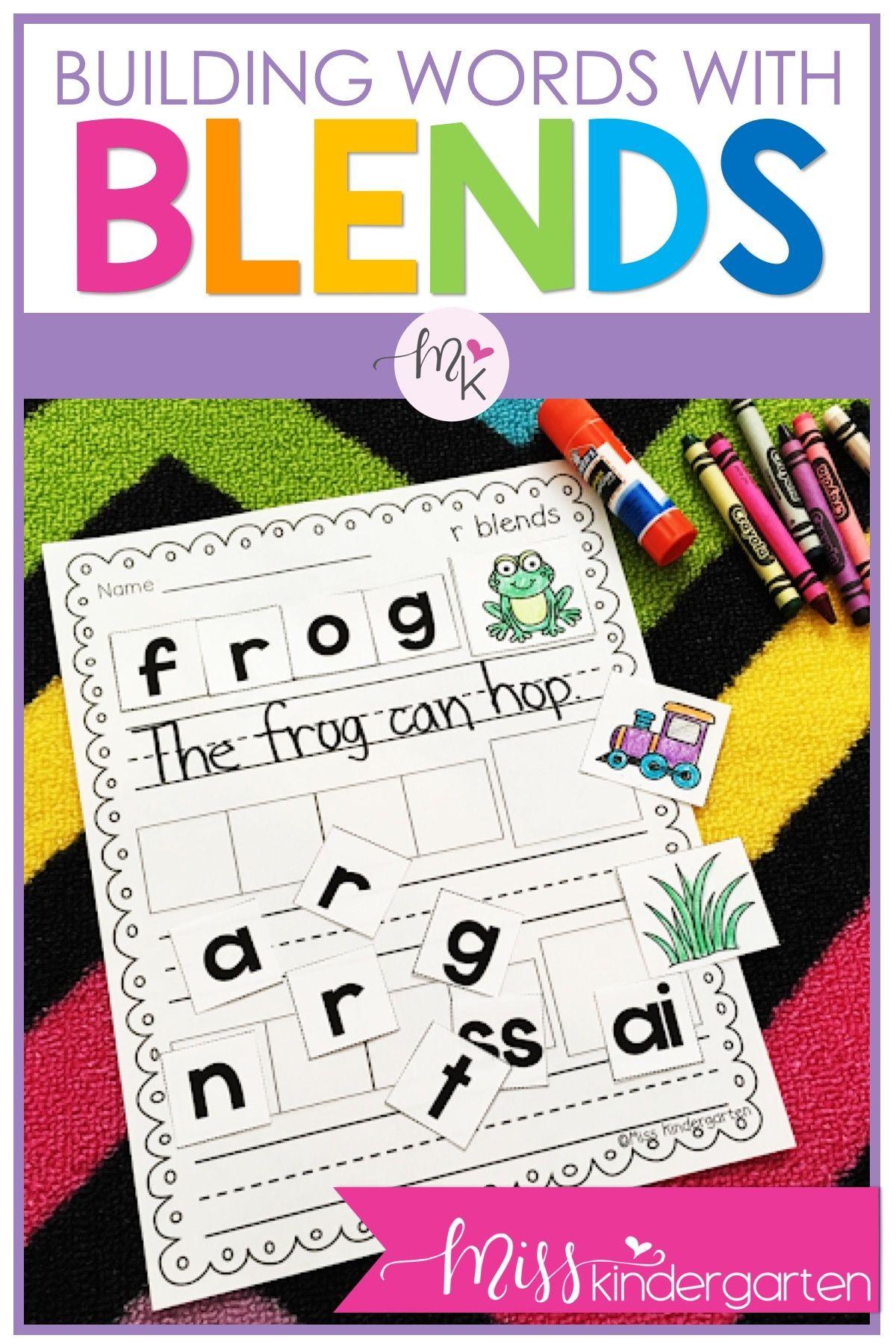 Pin On Reading In Kindergarten