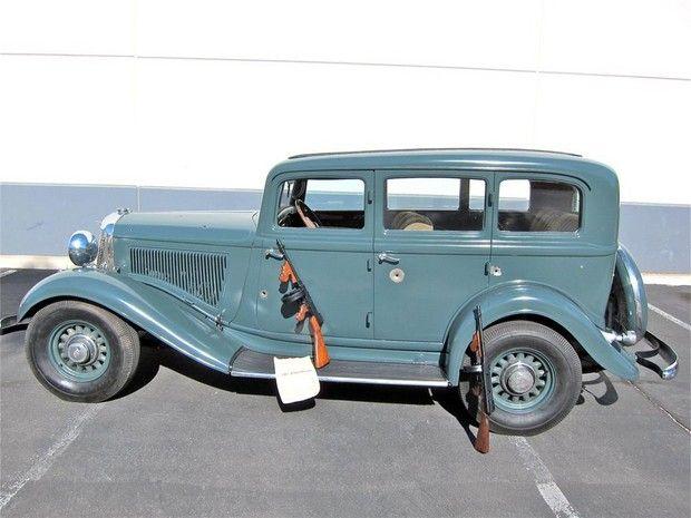 1933 Desoto 4 Door Sedan Mafia Car Classic Cars Motorcycles