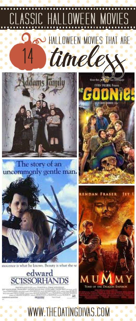 Halloween Movie Marathon Date Night   Classic halloween movies ...