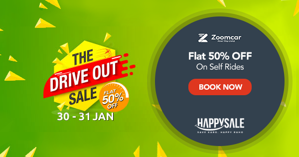 Rejoice all Zoomcar users, here is the best offer for you