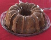 easy gluten-free bundt cake with glaze
