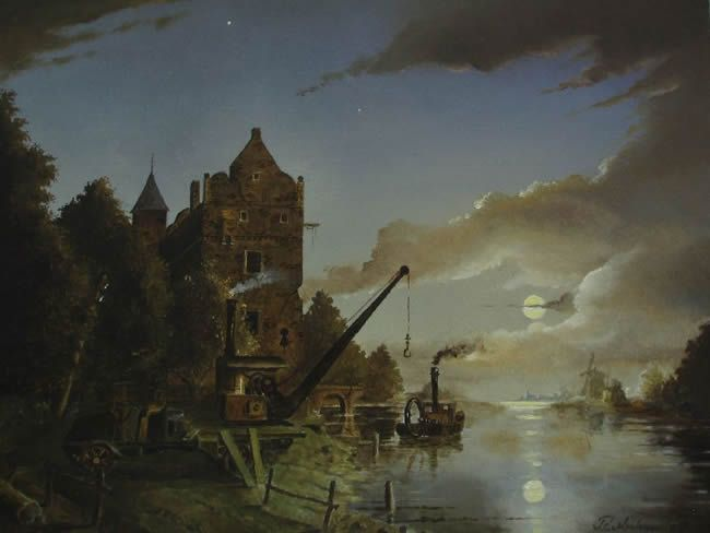 nederlandse surrealistische schilders