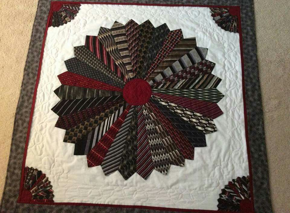 Need excellent helpful hints about arts and crafts? Go to this ... : quilt made of ties - Adamdwight.com