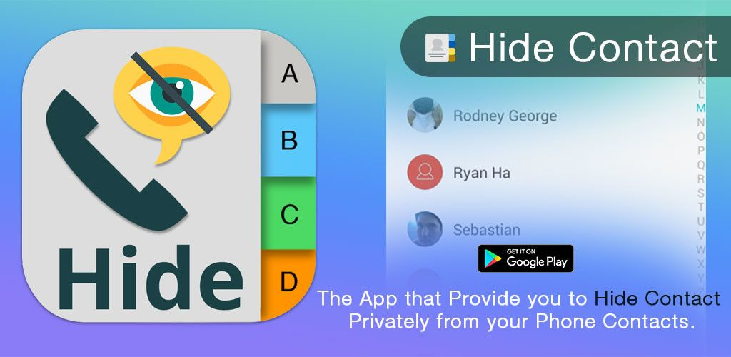 Hide phone number contacts v17 full unlocked paid app
