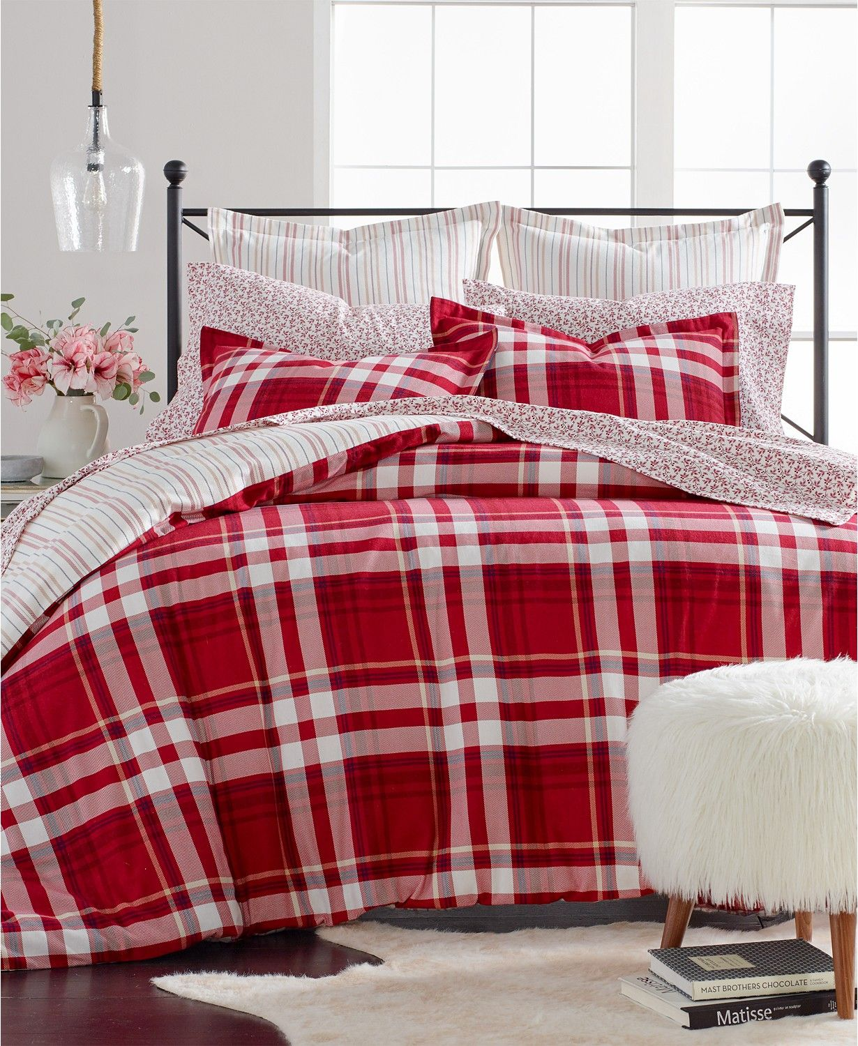 Flannel Bedding Duvet Covers