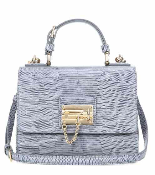 5b58fb830d04 Monica Small embossed leather shoulder bag