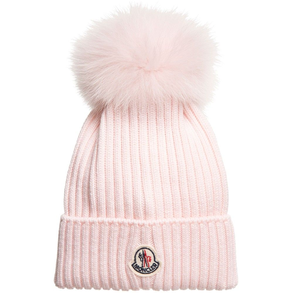 baby moncler hat and scarf