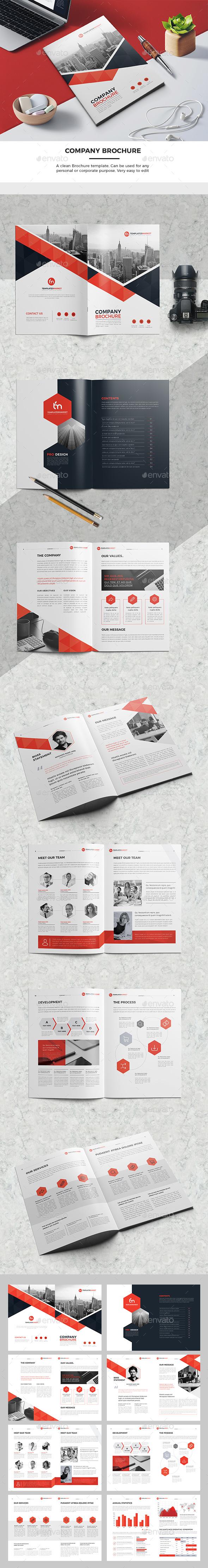 Design professional brochure, brochure design | Diseño editorial ...