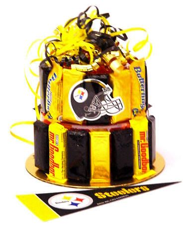 Steelers Fan? How about sending this scrumptious Steeler's themed ...
