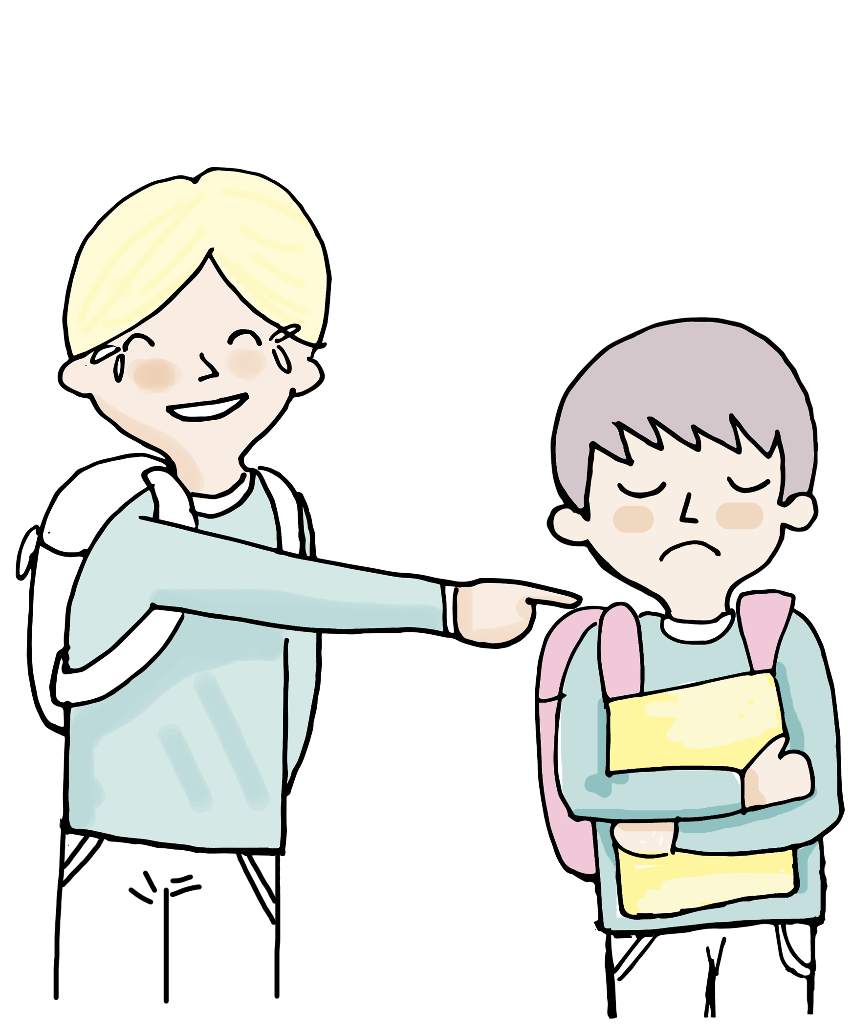 acoso escolar violencia bullying niños adolescentes ayudarte estudio psicología