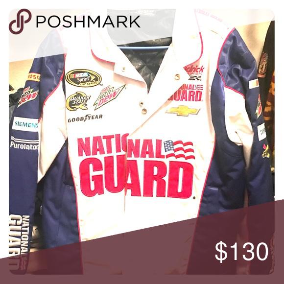 NASCAR JACKET Nascar Jacket (Never Worn) Chase Authentics (The Official NASCAR Brand) Jackets & Coats