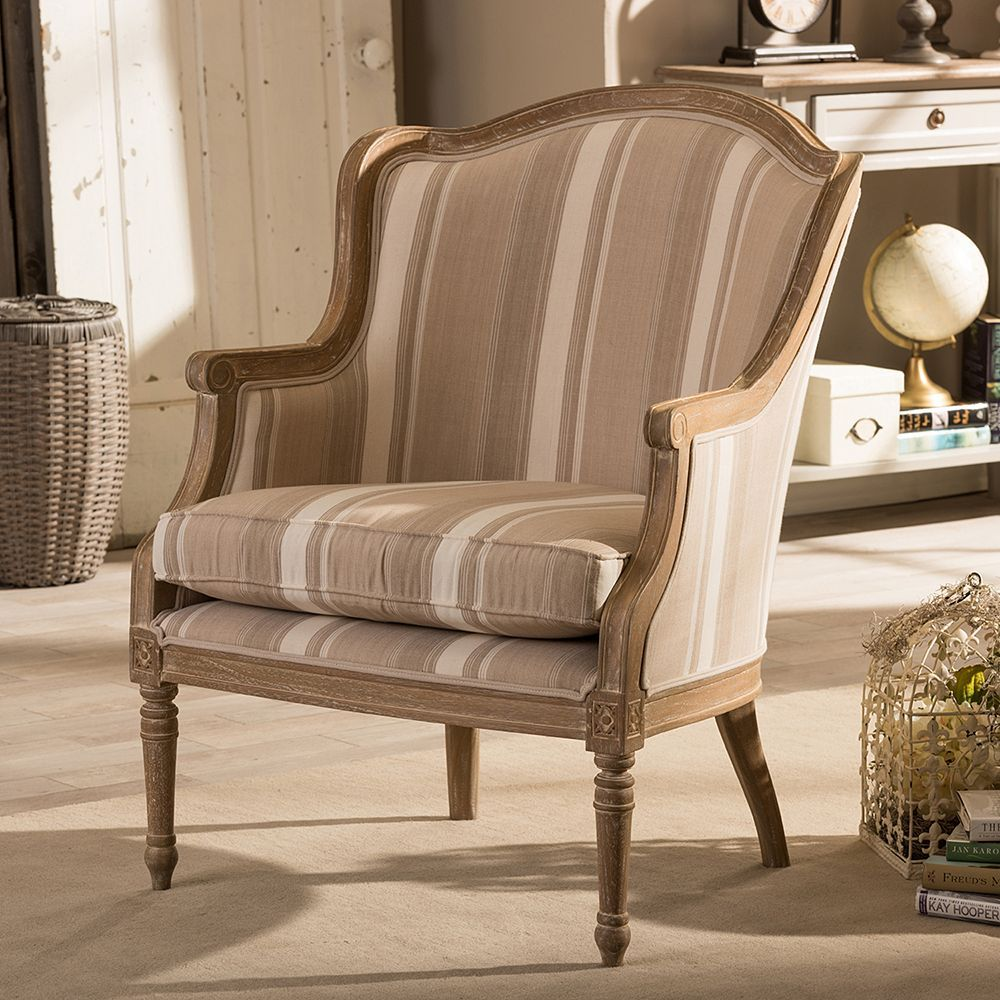 Fantastic Baxton Studio Charlemagne French Accent Chair Luxury Pabps2019 Chair Design Images Pabps2019Com