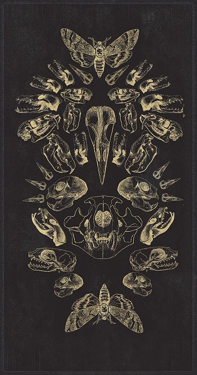 Cover art for The Body in the Library by Agatha Christie - Skullspiration.com - skull designs, art, fashion and more