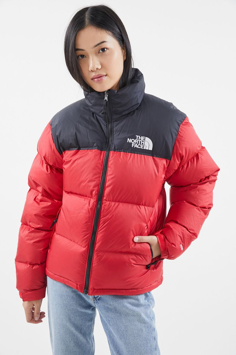 The North Face 1996 Retro Nuptse Puffer Jacket The North Face Puffer Jackets Puffer Jacket Women [ 1200 x 800 Pixel ]