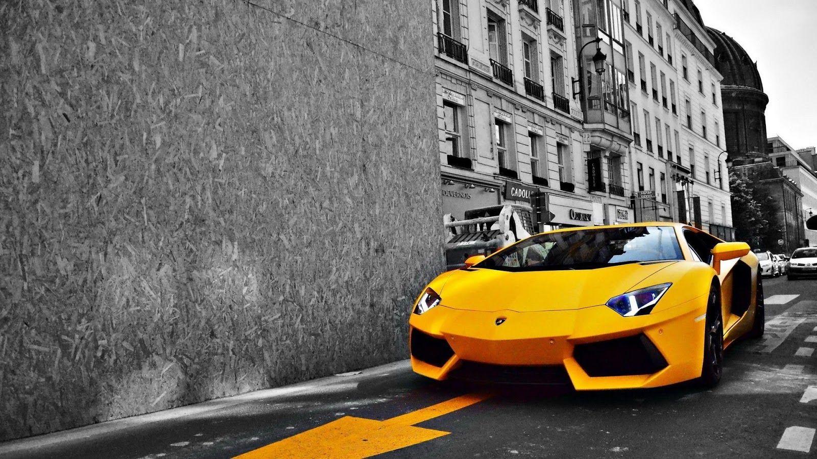 Uscarwallpaper Info Lamborghini Aventador Lamborghini 1366x768 Wallpaper