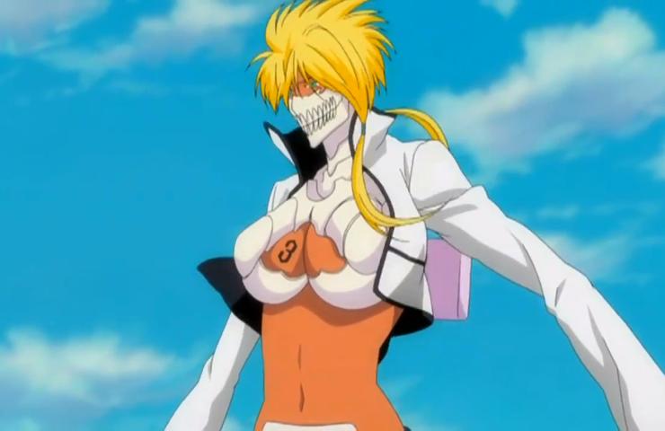 Tier Halibel..#3 Espada.. I loved her story | Otaku! ANIME FREAK ...