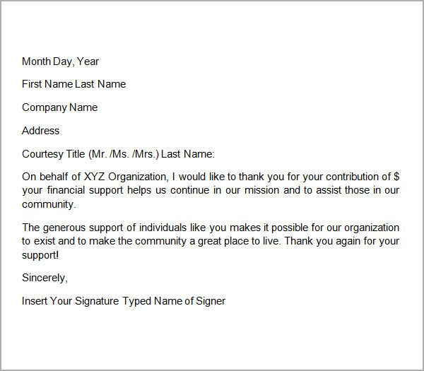 donation request letter for sports team - Google Search Softball - sample donation letter format