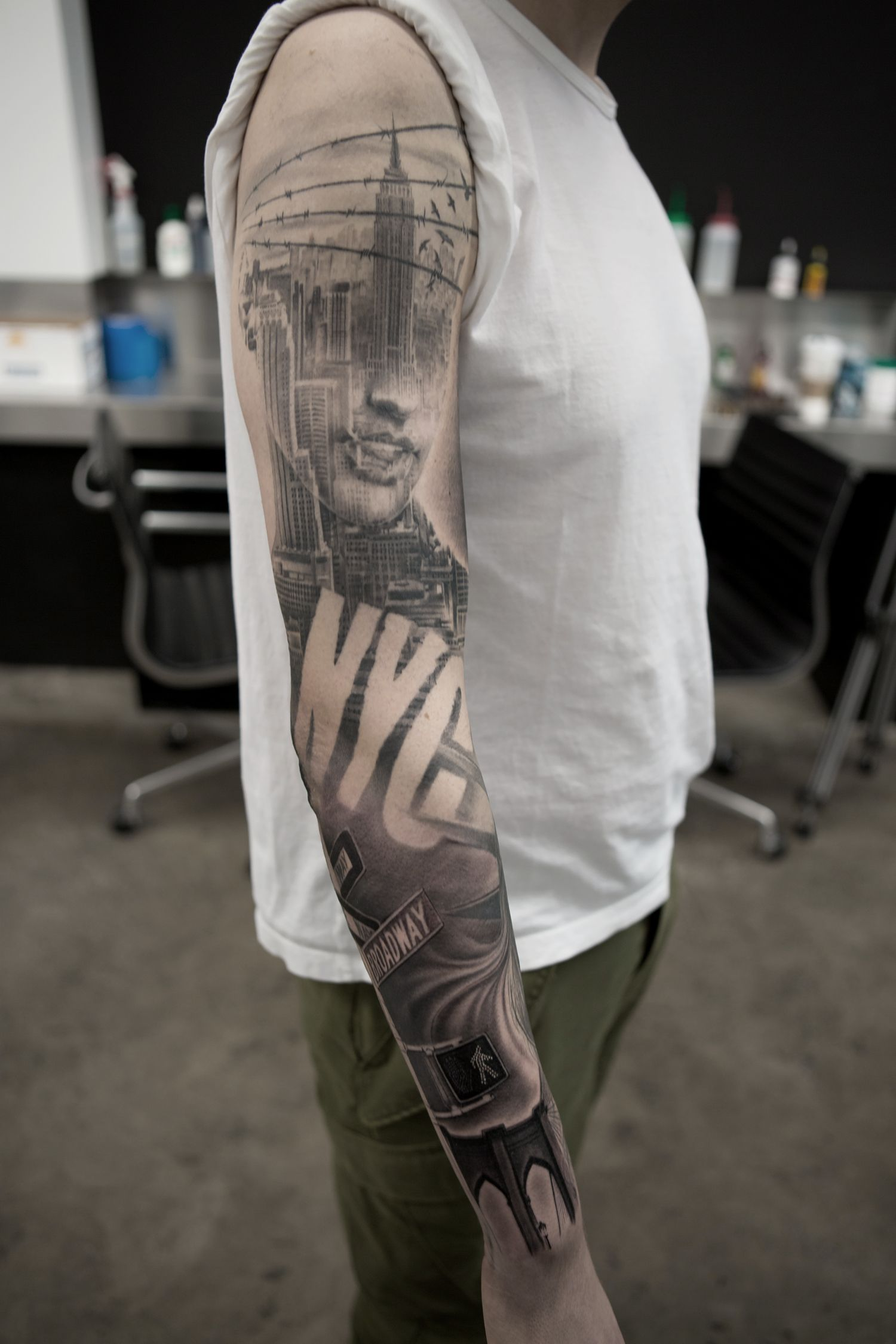 1100fe1e722 Pin by Mike Freeman on Tattoos