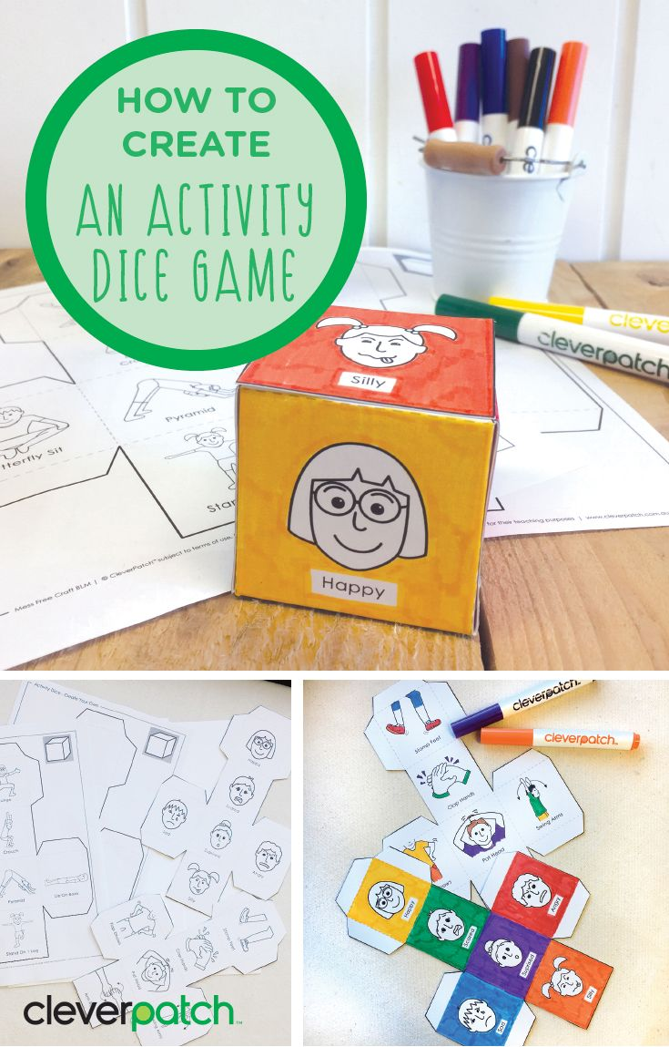 FREE Dice Game template download Activity dice, Dice