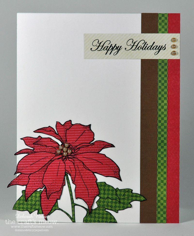 101913tcmhappyholidays holiday card art crafts