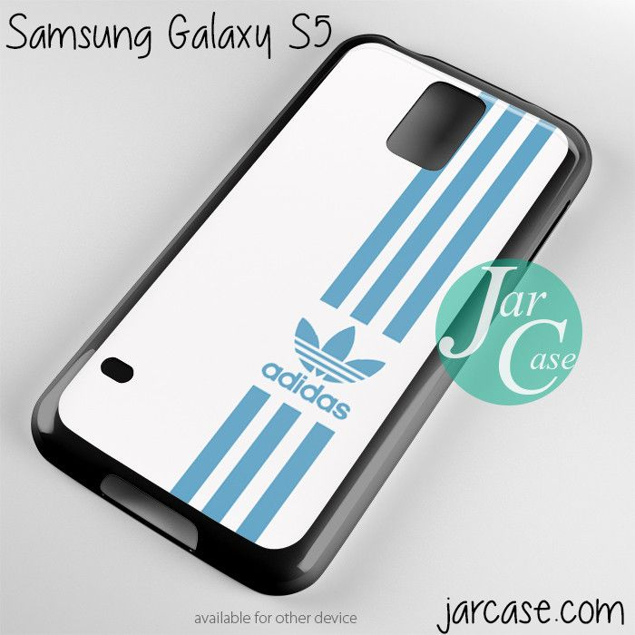 white cloud straight adidas Phone case for samsung galaxy S3/S4/S5