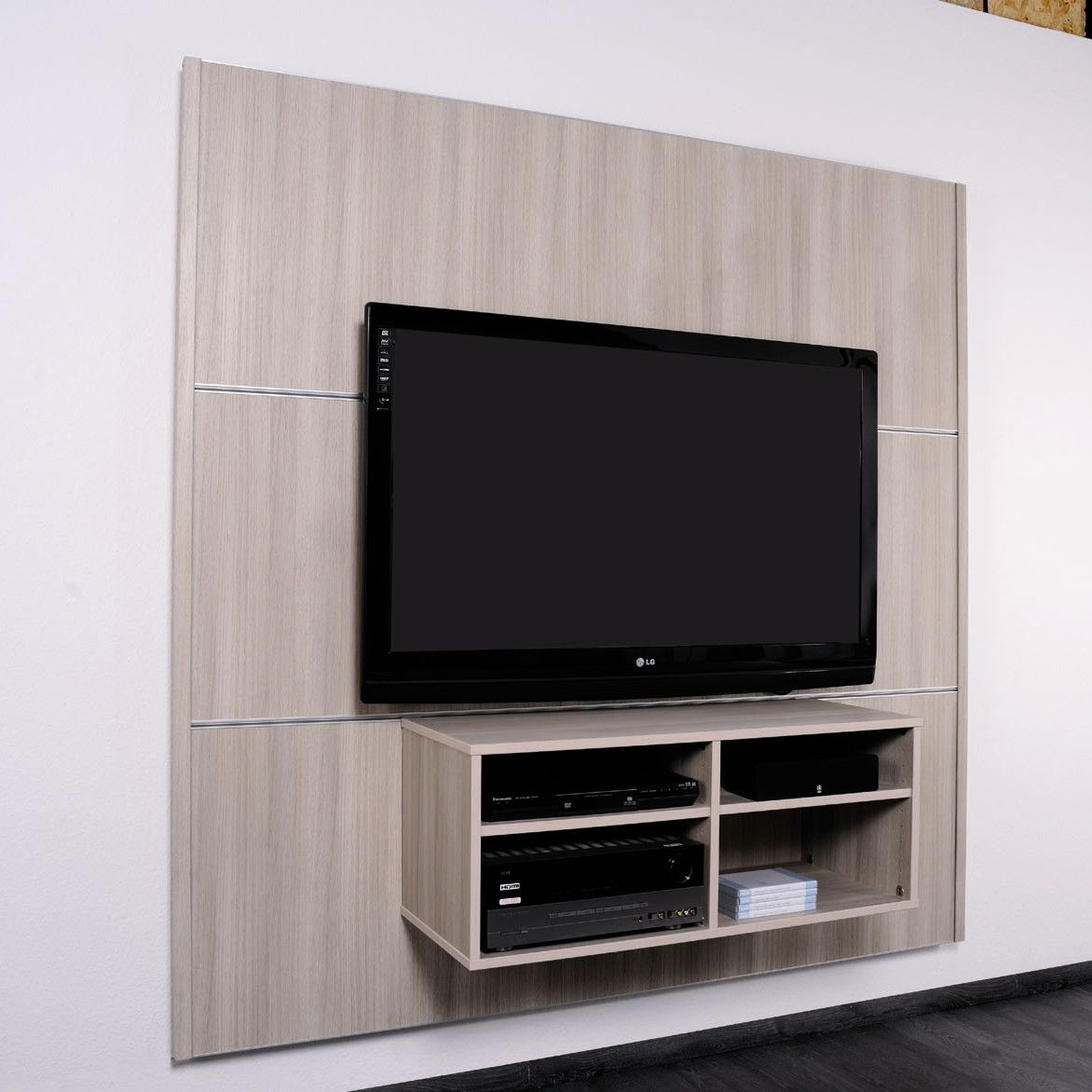 Cinewall Tv Paneel Cinewall Wall Mounted Tv Stand Ideas For The House Wall