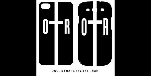 OTR Tour Phone Cases