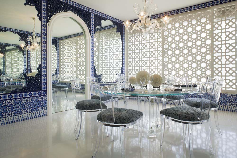 Geoffrey Bradfield   Luxury Interior Design   Moroccan Moderne, Palm Beach